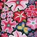Passionate Pattern - Jane Sassaman - Wild Child 1 Yard Cut