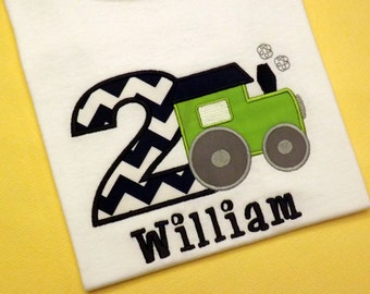 Train T-Shirt or Bodysuit