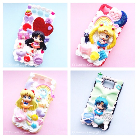 ... Decoden Phone Case for Iphone 4/4s, 5/5s/5c, 6 Samsung Galaxy S2