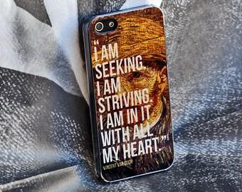 Vincent van Gogh iPhone 5S Case, iPhone 5c Cases, iPhone 7 case, iPhone 6s plus case iphone 6 case