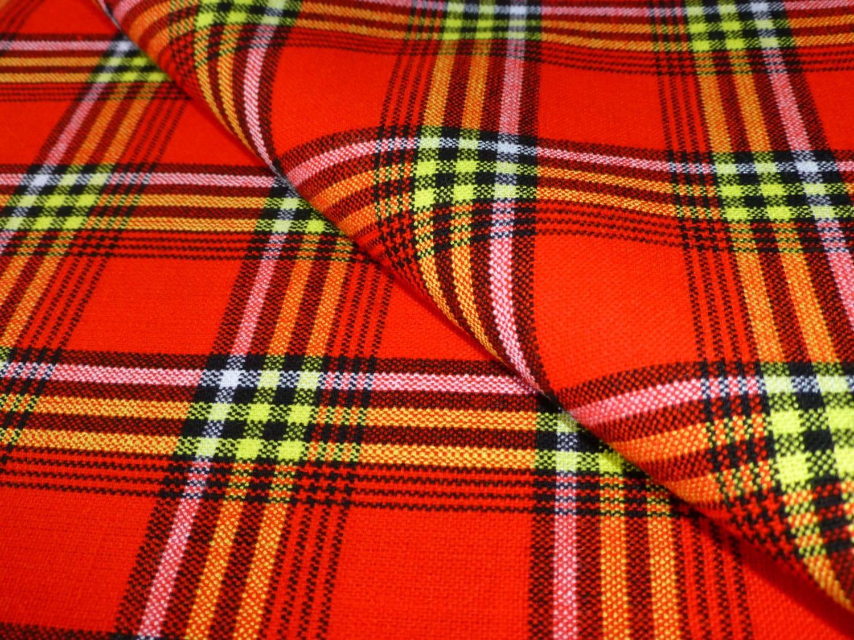 African Fabrics Masai Maasai Shuka Sarong Bed Table Throw