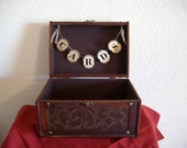 Gift Card Chest...This listing is for Cynthia