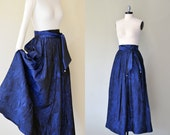Ballroom Belle Skirt from Saks Fifth Avenue (new old stock) // Vintage 1990s Skirt // Floor length Skirt
