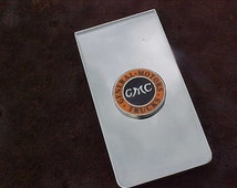Classic GMC Trucks Stainless Steel Money Clip Handcrafted in USA Limited Production Hi-Quality Slim Design