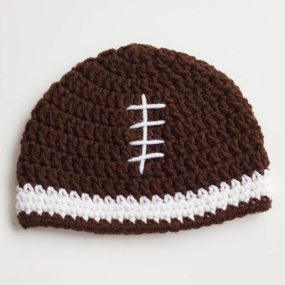 Baby Football Beanie Hat