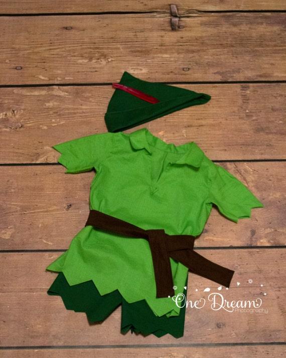 Peter Pan Costumes Diy Peter Pan Costume And/or
