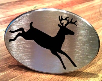 Running deer hitch cover