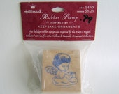 Hallmark Mary's Angel Buttercup Rubber Stamp