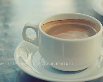 Fine Art Photograph, Coffee Photograph, Food and Drink Photography