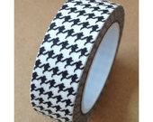 "WASHI TAPE ""Houndstooth"" 10 meters"