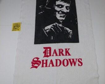 1970's Dark Shadows/Barnabas Collins huge Beach Towel