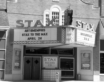 Stax Record Marquee, Soul Music, Fine Art, Music Inspired Photography, Music, Blues Music, Memphis