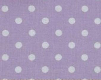 SALE! 1/4m Baby Bunting Dot Hyacinth