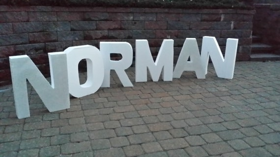 301 moved permanently With 24 inch foam letters