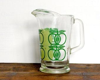 Crown Corning 'Tasmania' water jug