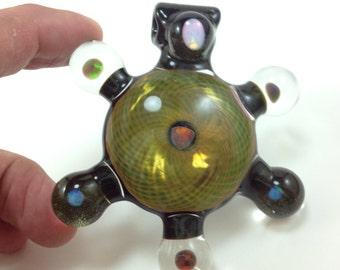 Sacred fumecello pendant