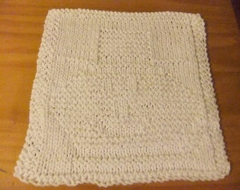 Winter Dish Cloth