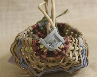Handwoven Basket #19