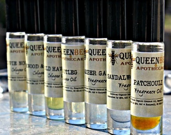 VANILLA NOIR- Perfume Oil - 1/3 Ounce Roll On - Luxurious, Dark, Sensual