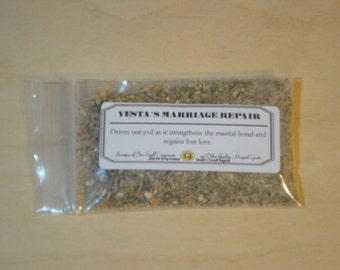 Vesta's Marriage Repair--Spell Powder