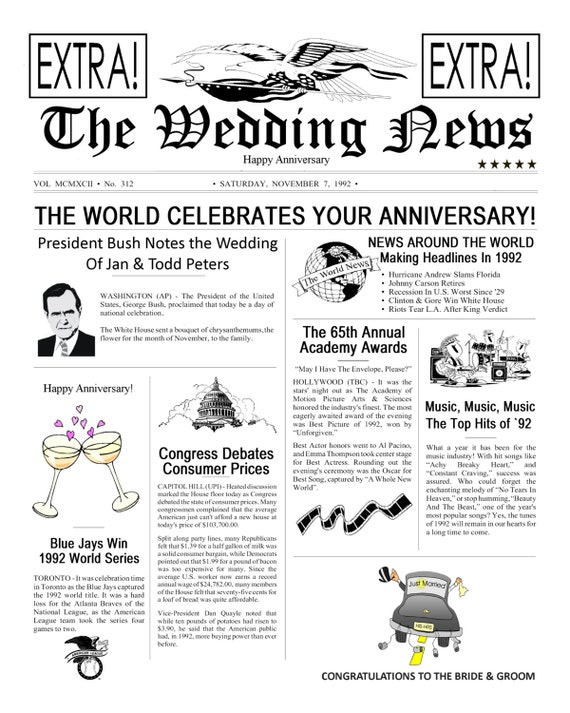 20th Wedding Anniversary Gift List : Personalized 20th Anniversary Gift 20th Anniversar Time Capsule 8 10 ...