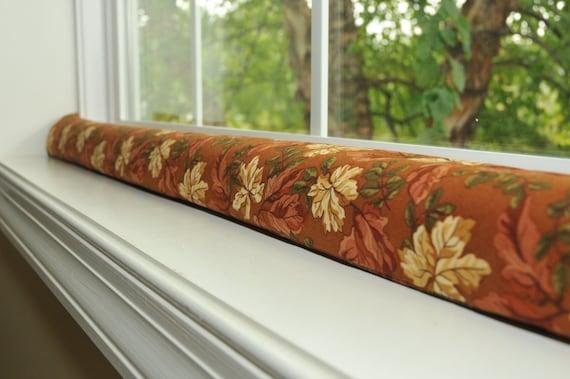 Autumn door draft stopper window draught excluder wind for Door wind stopper
