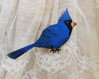 Blue Bird  Die Cuts Set of 6