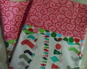 Pair Christmas Pillowcases  Free shipping within USA