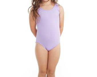 girls leotard tank style leotard