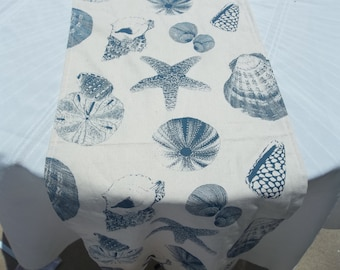 beach table runner