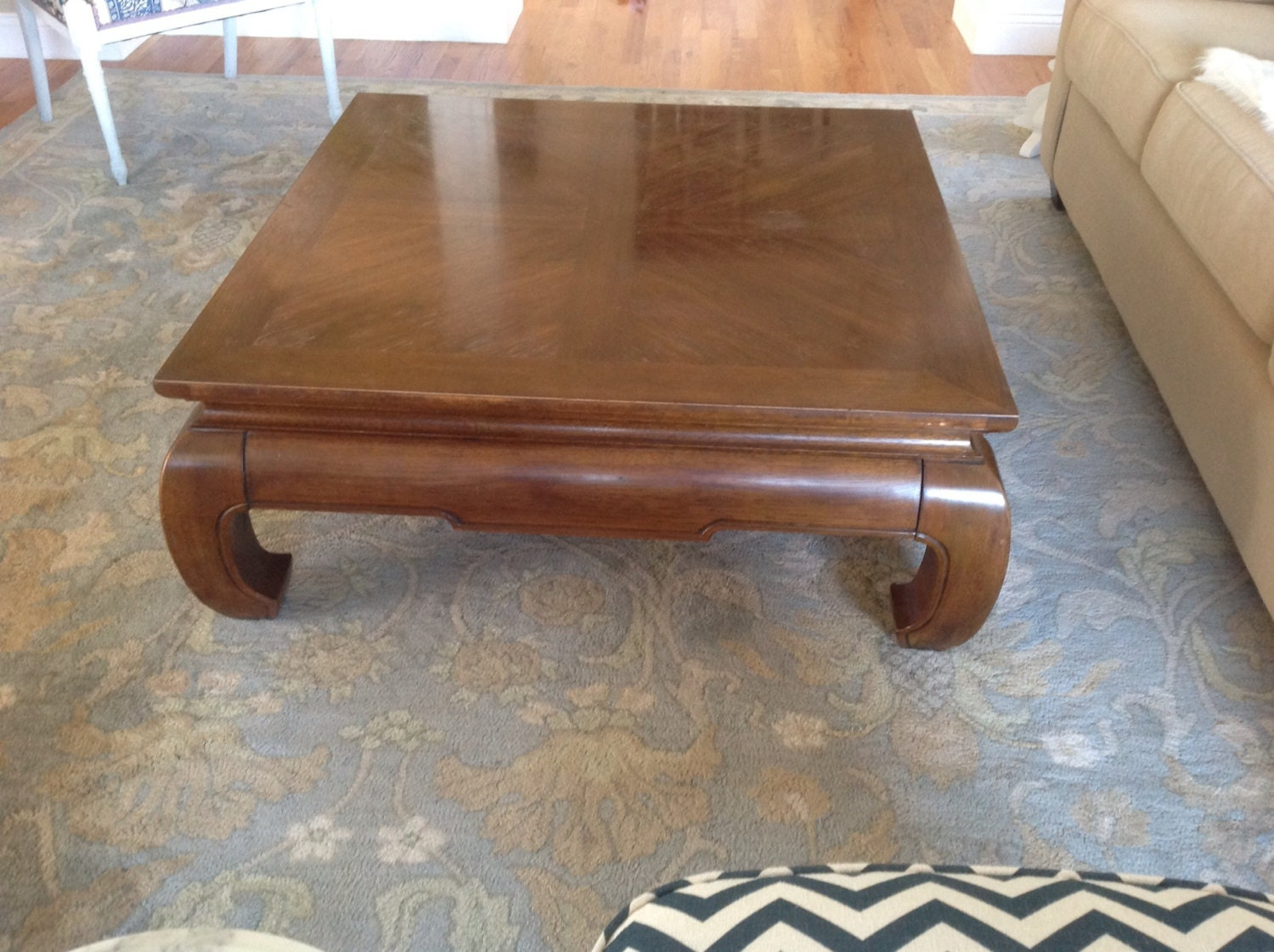 ... Coffee Table - Thomasville. 🔎zoom - Reserved For Maria Ming Style Coffee Table Thomasville