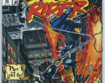 Ghost Rider #28 - collectors issue