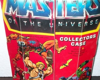 1984 Masters of the Universe Collectors Case by Mattel