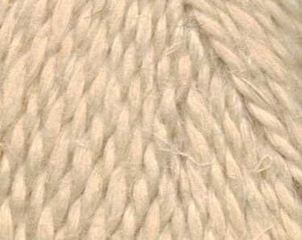 Hemp Wool Yarn Natural
