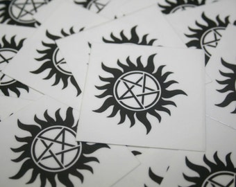 supernatural logo tattoos - 570×380