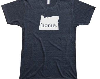 Homeland Tees Men's Oregon Home T-Shirt