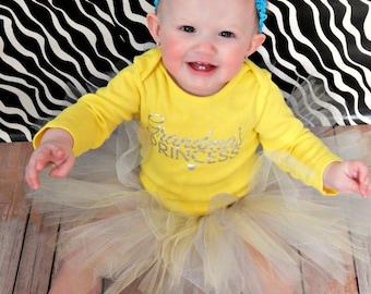 Basic tutus (baby and toddler sizes)