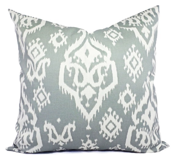 Throw Pillows In Clearance : CLEARANCE Throw Pillow Covers Cool Grey and by CastawayCoveDecor