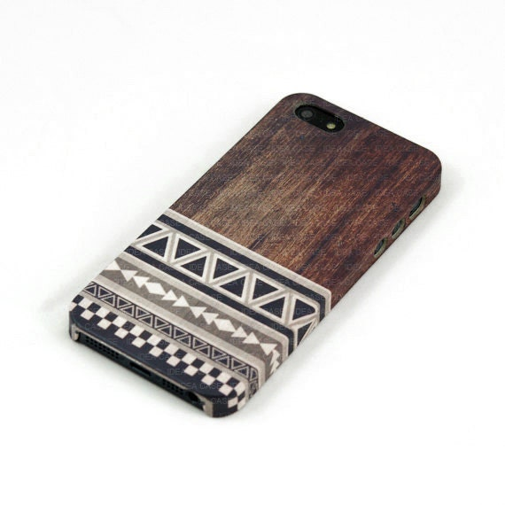 unique iphone cases wood print geometric unique iphone iphone 5 by ideacase 13161