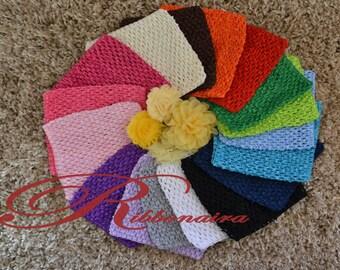 "6"" crochet tutu top , size 6"" 17 colors ,chose the color ,costume , halloween christmas DIY TUTU"