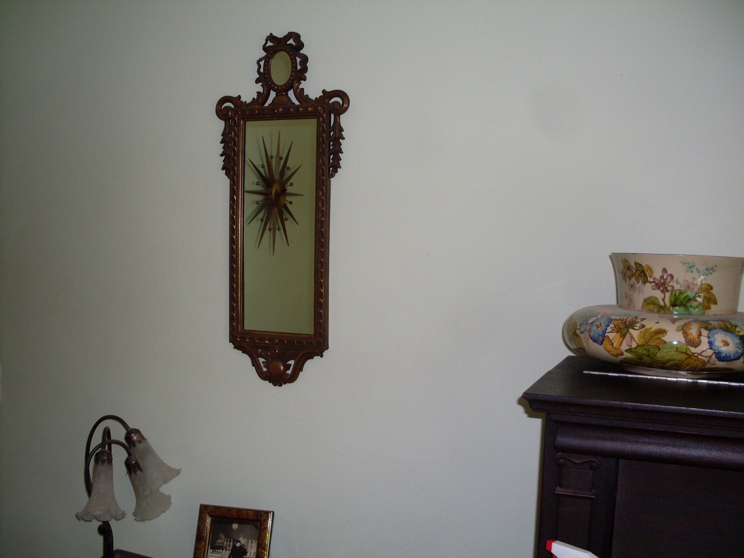 Vintage Turner Mfg Co Wall Mirror Wall By Connecticutfinds