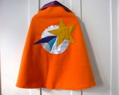 Shooting Star Super Hero Cape: Small