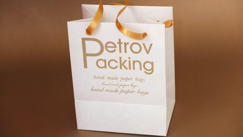 Small Personalised Wedding Gift Bags : Custom printed extra small Personalized Favor Bags Wedding