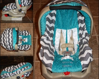 Items Similar To Custom Fit Replacement Infant Car Seat