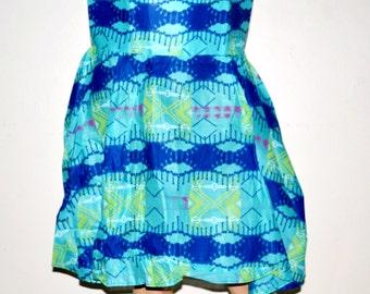 African Print Midi Skirt, African Ankara Midi High Waist Skirt ; African Clothing; African Print Fashion,  African Skirt; African Clothing