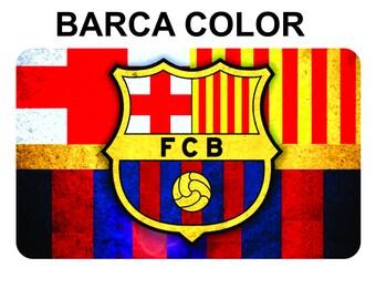 Barca - FC Barcelona  Laptop Skin