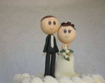 Beautiful Wedding Cake Topper - Anniversary