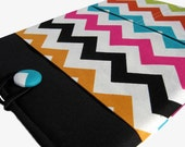 Surface Pro 4 Case, Surface 3 Case, Surface RT Sleeve, Surface 2 Case, Microsoft Surface Case, Surface Pro cover, Colorful Chevron