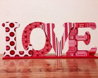 Valentines Love Sign