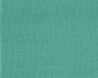 1/2 Yard - Bella Solid Jade Green Fabric -  9900 108